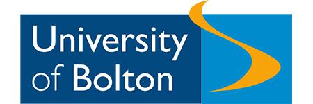 "Image result for University of Bolton logo"""
