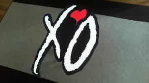 The Weeknd Xo Logos