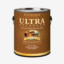 Ultra Advanced Exterior Stain Semi Transparent Professional Quality Paint Products Ppg