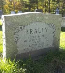 Gladys Myra Ward Braley (1892-1964) - Find A Grave Memorial