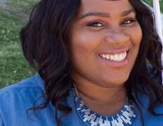 Tamika Smith - 'Basil Sellers' Press Service International