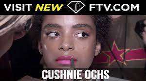 makeup at cushnie et ochs s s 17 new