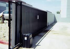 Automated Gate Installation Riverside Ca Motorized Electric Gates Chain Link Iron Fences Corona