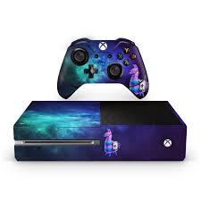Xbox One Console Skin Fortnite Loot Llama Decalstore