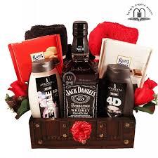 jack my man luxury gift basket