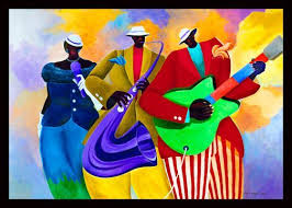 by Ivy Hayes   Jazz artwork, Art, African art