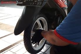 tekanan ban yang ideal untuk motor