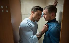 Duncan James: I was more nervous about kissing my friend Adam in ...