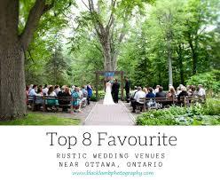 top 8 favourite rustic wedding venues