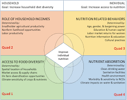 from undernutrition to obesity