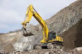vehicles excavator komatsu pc700lc