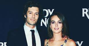 Adam Brody Isn't Weirded Out That He Married Blair Waldorf