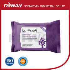 china travel pack make up remover wipes