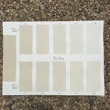 easily customize chalk paint colors