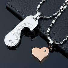 personalized matching pendants jewelry