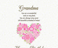 birthday grandmother quotes pictures photos images and pics for