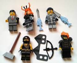 LEGO Ninjago Quake Mech 5 MINIFIGURES ONLY Crusher Misako Cole Fred Mike  70632 #afflink When you click on links to various merchants …