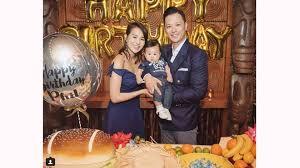 Hongkong Star Myolie Wu Takes The Cutest Photos Of Her Son