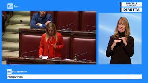 Giorgia Meloni: siamo in guerra e vogliamo essere all'altezza ...
