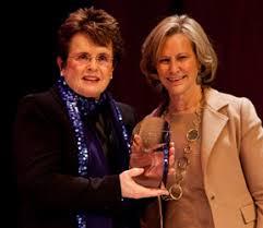 Billie Jean King receives second annual Preston Robert Tisch Award - The  Laurie M. Tisch Illumination Fund