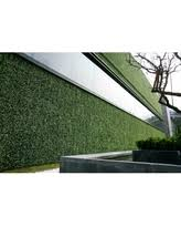 Amazing Deal On Veranda Euro Style 6 Ft H X 6 Ft W Lattice Top Oxford Grey Aluminum Composite Horizontal Fence Section