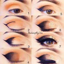 beginners makeup smokey eye tutorial