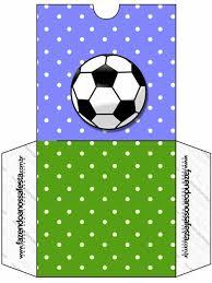 Futbol Imprimibles Gratuitos Para Fiestas Etiquetas
