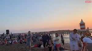 Lignano: in 2 mila al concerto del solstizio d'estate
