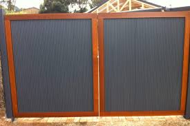 Adelaide Custom Gates Stylish Metal Wooden Gates Free Quote
