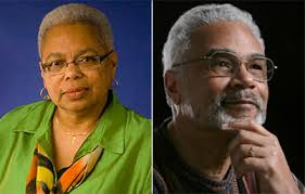 Frances Smith Foster and Clayborne Carson | Past Recipients | Joseph B. and  Toby Gittler Prize | Brandeis University