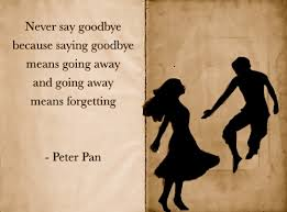 movie film book cinema quotes never say goodbye disney