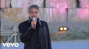 Andrea Bocelli - Romanza - Live From Teatro Del Silenzio, Italy ...