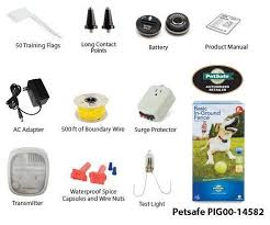 Radio Systems Corp Petsafe Basic Inground Fence Pig00 14582
