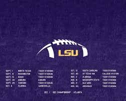 25957 2016 lsu football schedule wallpaper