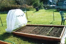 retractable pvc hoop house garden