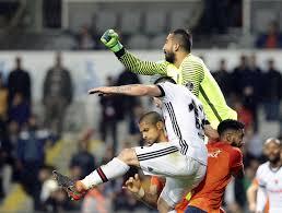Başakşehir BJK özet 1-0 Başakşehir Beşiktaş maç özeti golleri