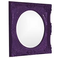 purple mirror mirror wall mirror wall