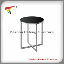 table side table with chrome legs c036