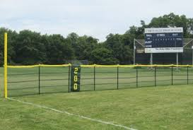 In Ground Portable Baseball Fencing Grand Slam Fencing Coversports
