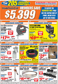 harbor freight inside track club activation