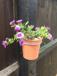 How To Fit Plant Pot Holders Brackets To Your Fence Posts In 18 Seconds 3 Pack For 10 Potmagic