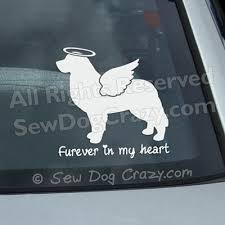 Furever Bernese Mountain Dog Decal Sew Dog Crazy