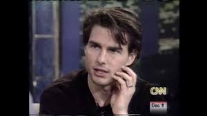 Larry King Interviews Tom Cruise 1996 - YouTube