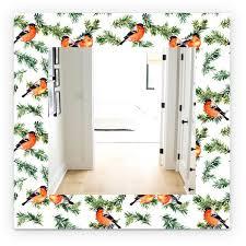 bird and branch wall mirror wayfair ca