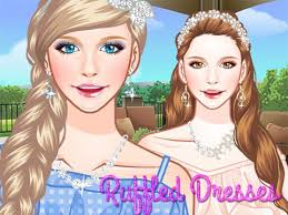 dress up games and games from