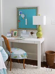Turquoise Kids Pin Board Transitional Girl S Room