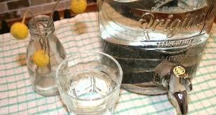 water filter with binchotan charcoal