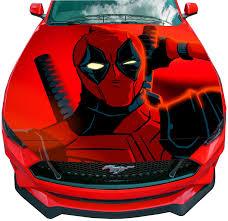 Car Truck Graphics Decals Motors Deadpool Car Decal Ontapbeer Tours