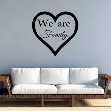 50 Family Wall Quotes You Ll Love Vwaq Vinyl Wall Art Quotes
