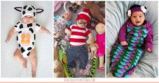 16 diy baby costumes